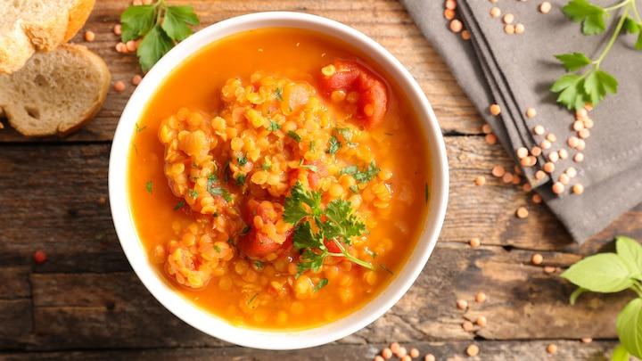 vegan-meal-plan-lentil-soup