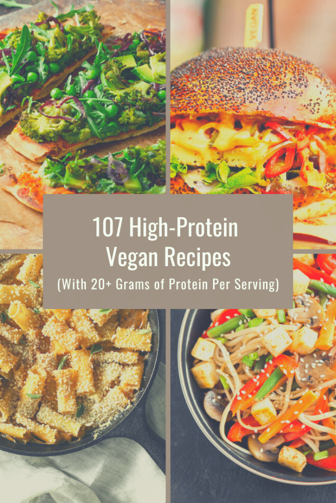 107-high-protein-vegan-recipes-pinterest